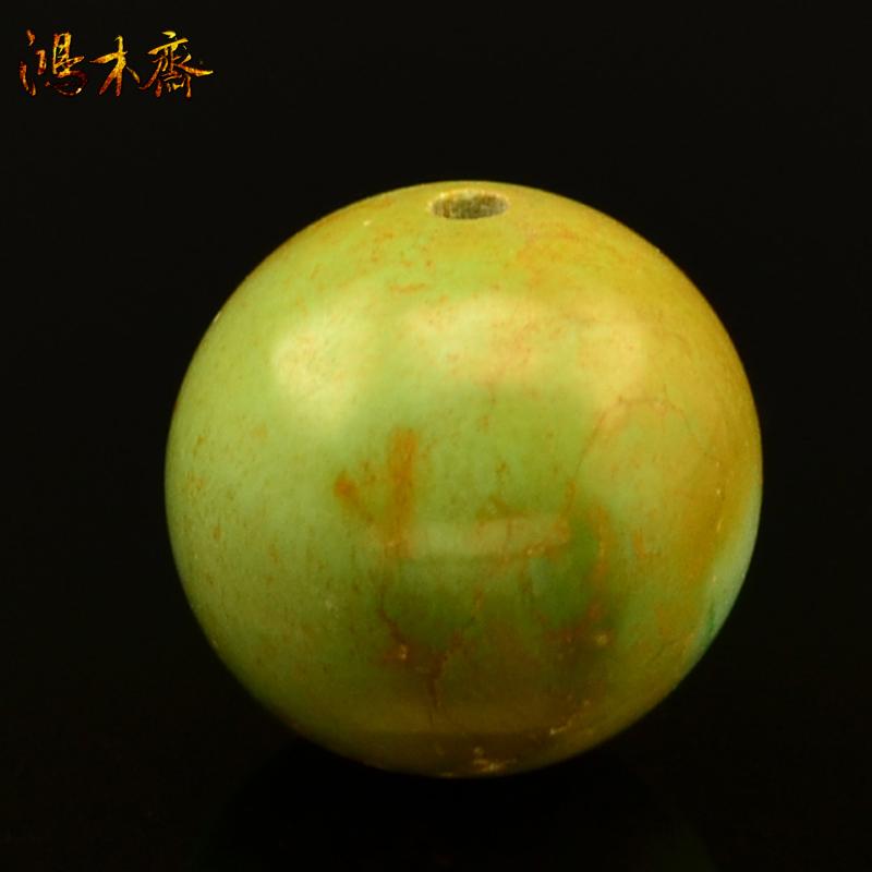 绿松石水果雕刻图