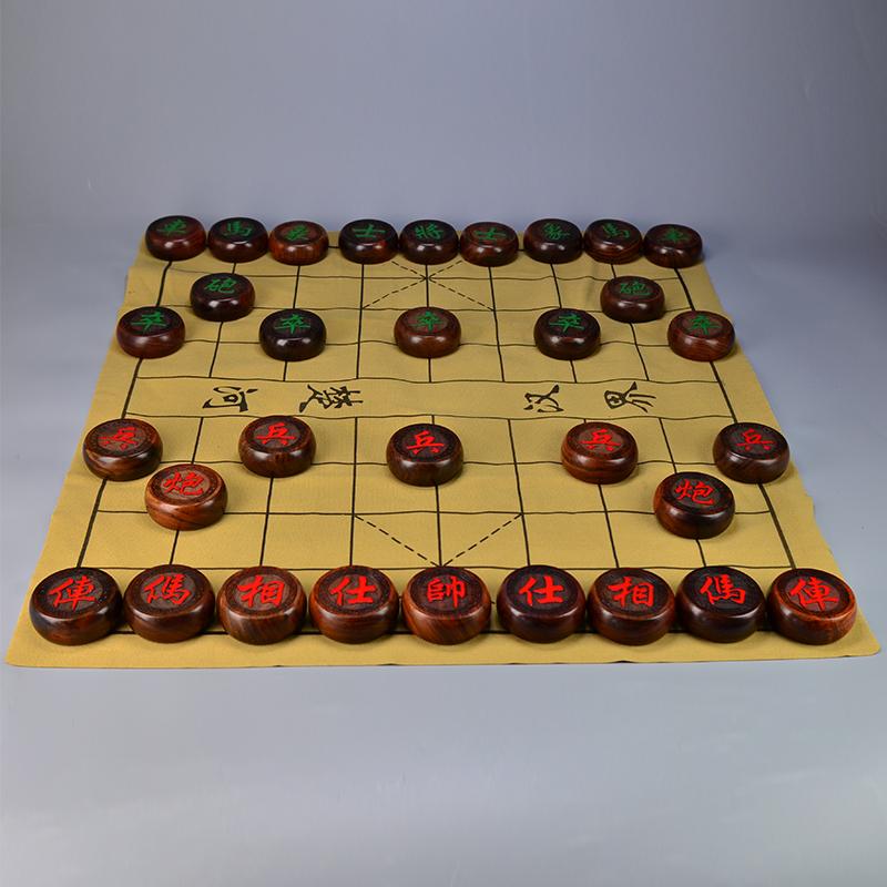 鸿木斋 红酸枝中国象棋Z1453 (3).JPG