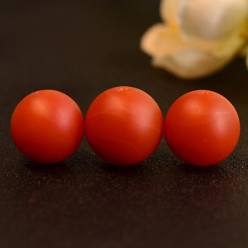 鸿木斋 南红玛瑙散珠 天然保山南红柿子红N3502 (5).JPG