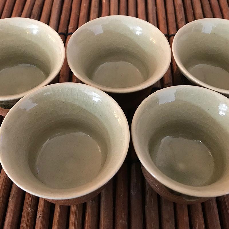 鸿木斋 日式茶具 日本回流伊贺烧名家手造茶道具 孤品CJ251 (3).jpg